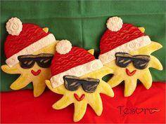 Christmas suns- Christmas in July