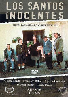 LOS SANTOS INOCENTES (1984) Mario Camus.  Un clàssic de la cinematografia espanyola que retrata una família de camperols condemnats a viure renunciant a tot, i obeint. #recomanacions #cinema #cinemaimes #agricultura. Disponible a: http://elmeuargus.biblioteques.gencat.cat/record=b1614852~S125*cat#.WIDUANThDGg