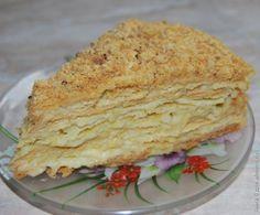 Домашний торт Наполеон из моего детства / Рецепты с фото