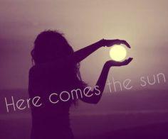 I love the sun!