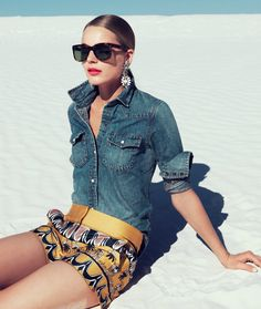 20 degrees outside, but it's never too early for JCrew spring