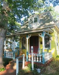Charming cottage in the Martha's Vineyard Camp Meeting Association.