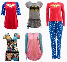 superhero PJs!