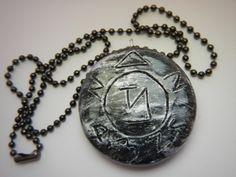 #Supernatural Angel Banishing necklace