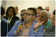 Interviene alla Convention Climalit SGG, Gennaro Gargiulo (Amministratore Unico) La Tecnica nel Vetro