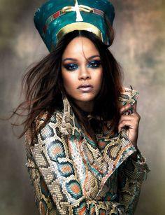 Rihanna #Rihanna Vogue Arabia Magazine November 2017 Issue http://ift.tt/2zCNuOA