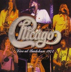 #CHICAGOtheBand