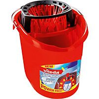 Buy the Vileda SuperMocio Torsion Floor Mop Bucket and Power Press Wringer at Robert Dyas online. Mildew Remover, Lint Remover, Melamine Foam, Cleaning Blinds, Dishwasher Tablets, Clean Washing Machine, All Purpose Cleaners, Household Cleaners, Carpet Stains
