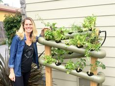 Cool gardening system