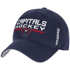 Adult Reebok Washington Capitals Adjustable Cap, Multicolor