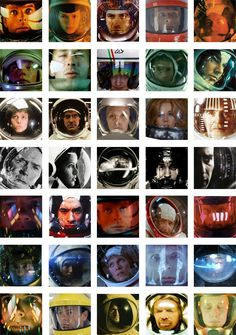 Is it really a sci-fi film if you haven't seen a space helmet reflection? Via Eric Ulrich Tornados, Art Pulp, Science Fiction, 70s Sci Fi Art, Sci Fi Films, Major Tom, To Infinity And Beyond, Space Travel, Retro Futurism
