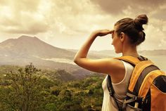 Künstlerin Björk und Arianna #Huffington haben es erlebt. Wandern in der #Natur kann ganz besondere Gefühle wecken. #Achtsamkeit