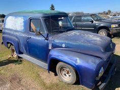 56 Ford Truck, Antique Cars, Rust, Trucks, American, Vehicles, Vintage Cars, Truck, Car
