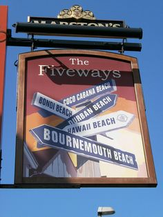 Fiveways Hotel, Charminster, Bournemouth, Dorset