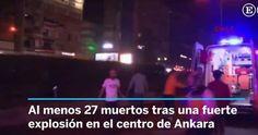 Mi blog de noticias: ATENTADO EN TURQUÍAAl menos 37 muertos tras una fu...
