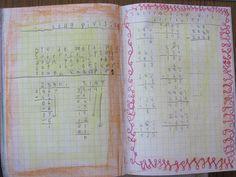 Grade 2 student lesson book.