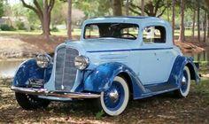 1933 Oldsmobile