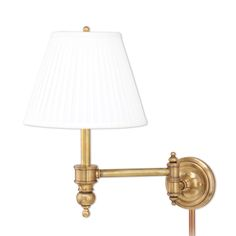 Hudson Valley Lighting 6331 Chatham Armed Swing-Arm Wall Sconce | ATG Stores