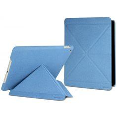 Blue Paradox Texture ipad 5 folio case
