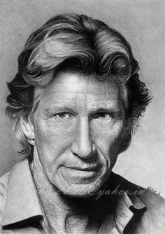 Roger Waters by GreyVic.deviantart.com on @DeviantArt