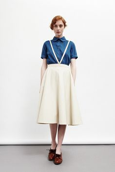 cool chic style fashion: Colenimo Spring/Summer 2013