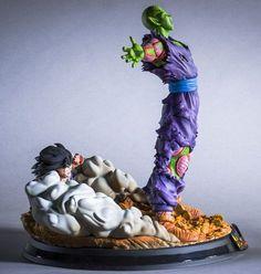 Piccolo s redemption & Son Gohan Tsume Art   Piccolo & Son Gohan, aus dem Anime Dragon Ball Z.   Dragonball Z - Hadesflamme - Merchandise - Onlineshop für alles was das (Fan) Herz begehrt!