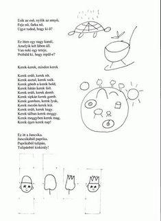Fejlesztő Műhely: Fejlesztő ötletek Diy And Crafts, Crafts For Kids, Drawing School, Stories For Kids, After School, Preschool Activities, Kindergarten, Homeschool, Poems