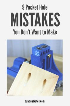 DIY furniture fails are a waste of time, a waste of money and cause us major frustration. Most of these mistakes can be avoided with this simple tip