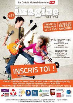 Imagine France > registrations until 1 March 2013 @imaginefest #lesjmf #jeunessesmusicales #imagine
