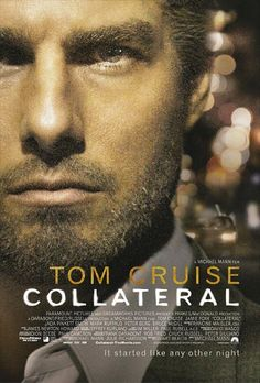 Collateral, starring Tom Cruise, Directed by Michael Mann All Movies, Action Movies, Movies To Watch, Indie Movies, Comedy Movies, Tom Cruise, See Movie, Movie Tv, Little Dorrit