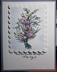 SC518, My Thoughts_vg by Vicky Gould - Cards and Paper Crafts at Splitcoaststampers