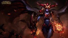 Enhance your battlefield strategy for LOL (League of Legends) with champion build guides at EloHell. Learn and discuss effective strategy from LOL community and dominate the field to win. Lol League Of Legends, Kennen League Of Legends, Shyvana League Of Legends, League Of Legends Personajes, League Of Legends Characters, Monster Characters, Anime Characters, Starcraft, Splash Art