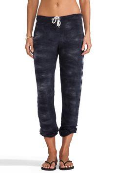 Aria's Monrow Tye Dye Sweat Pants   Pretty Little Liars