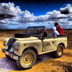 Land Rover Series 3 — overlandbound: by landroverphotoalbum...