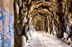 The Donner Pass Summit Tunnel Hike is one of the best hikes I have been on in a long time, just for the shear fact that it is so historic and unique. the entire hike is pretty much walking through an old abandoned railroad tunnel that has been over run with graffiti but is still …