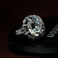 Special Alloy Silver With Rhinestone Women's Ring. Get awesome discounts up to 80% Off at Light in the Box using Coupons.