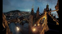 High Kirk of Edinburgh, Scotland | Andrew Brooks Photography | Manchester UK