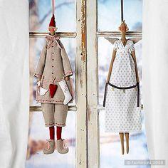 История куклы Тильда_о процессе шитья