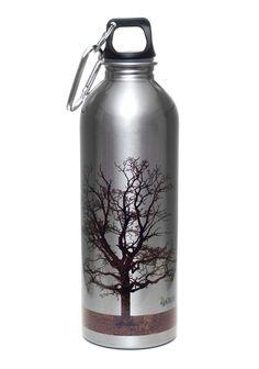 EARTHLUST 1 LITER TREE #STAINLESS_STEEL #WATER_BOTTLE
