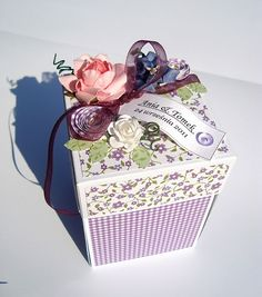 Exploding Boxes, Gift Wrapping, Handmade, Gifts, Gift Wrapping Paper, Hand Made, Presents, Wrapping Gifts, Favors