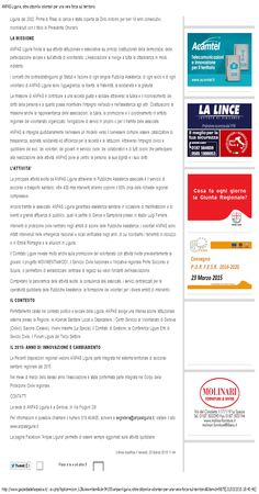 La Gazzetta della Spezia - 20 marzo - pag. 3/3