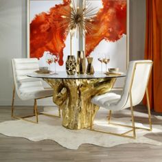 Sequoia Dining Table from Z Gallerie