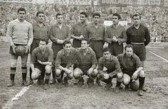 EQUIPOS DE FÚTBOL: REAL VALLADOLID 1951-52