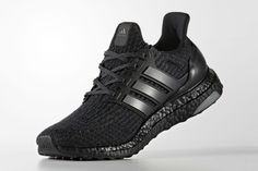 "Adidas UltraBOOST 3.0 ""Triple Black"""