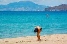 Life is better at the beach...  #beach #Nevis #Caribbean #blue