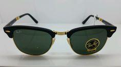 Brand New Ray Ban Sunglasses Club master Folding G-15 RB2176 901 51213P,  #RayBan #ClubMaster