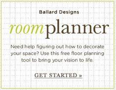 "Ballard Designs Quick ""room Planner"" Guide"