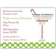 Happy Hour Invite Wording Samples - Invitation Templates | Happy ...