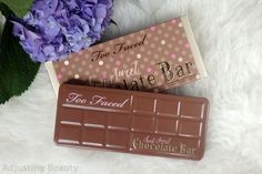 Review of Too Faced Semi Sweet Chocolate Bar Eyeshadow Palette