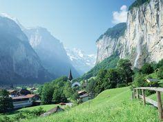 Switzerland :)
